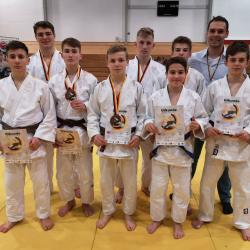 Sieben Medaillen für HJV bei der DEM U18 in Leipzig